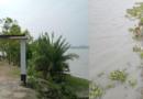 ইছামতির ভাঙ্গনে বিলীন হচ্ছে ভাঁতশালা মহাশ্মশান
