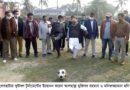 দেবহাটায় ফুটবল টূর্নামেন্টে কুশলিয়াকে হারিয়ে গাজীরহাট প্রগতি সংঘ জয়ী
