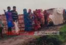 দেবহাটার খলিষাখালীতে ভূমিহীন সমিতির বিক্ষোভ সমাবেশ